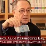 Alan Dershowitz: Anti-Semitism in Modern Ukraine