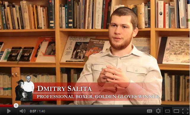 Dmitry Salita: The Hope of Ze'ev Jabotinsky